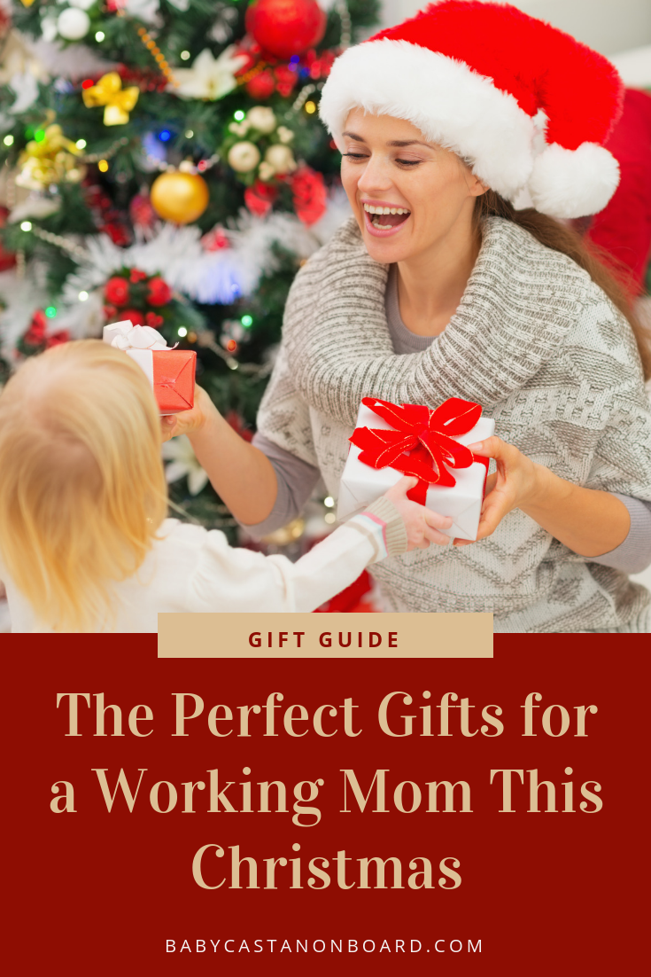 The Perfect Gifts for Working Moms This Christmas