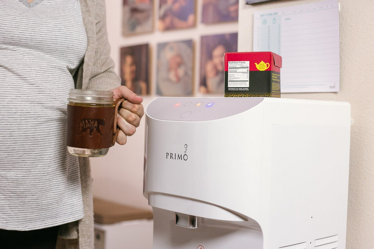 Why the Primo® First Steps Water Dispenser is Perfect for Pregnancy and Beyond